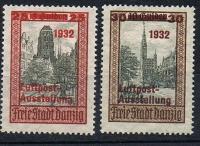 Free city of Danzig 1932