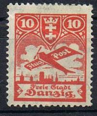 Free city of Danzig 1924
