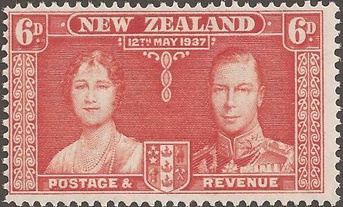 Kings and Queens of New Zealand